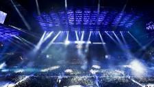 Ceremonia otwarcia pierwszego stadionu naEURO 2012 wPoznaniu